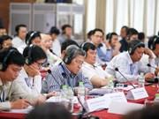 越南城市朝绿色增长和应对气候变化方向发展