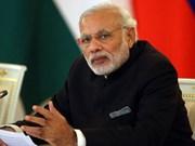 印度总理纳伦德拉•莫迪明日对越南进行正式访问