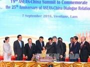 新加坡总理:东盟与中国关系总体向好