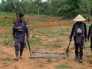 美国承诺为老挝排雷项目援助9000万美元