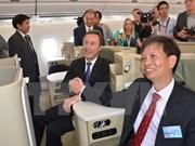 空中客车总裁:越南成为空中客车的重要伙伴