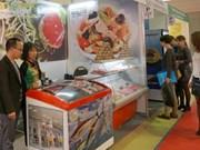 越南企业参加2016年莫斯科国际食品及饮料展