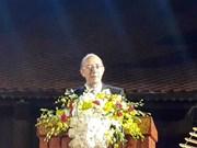 瓦隆大区及法语区联邦驻越南代表处成立20周年纪念活动在河内举行