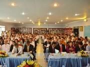 越裔柬埔寨人总会召开第二次代表大会