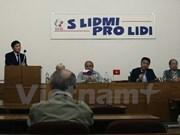 有关越南发展经验的研讨会在捷克举行