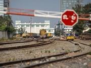 柬埔寨和泰国加强铁路互联互通建设