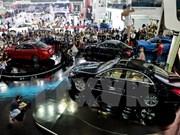 越南最大国际车展将于10月底举行