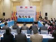 越老柬三国共同努力推动三角发展区经济社会发展