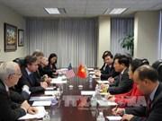 越南政府副总理兼外长范平明出席东盟与美国外长非正式会议