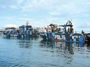 马来西亚延长宵禁令 防止武装分子入侵