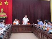 越共中央宣教部工作组赴北宁省调研指导工作