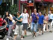 今年前9月河内接待国际游客量同比增长25%