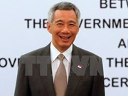 新加坡总理李显龙对澳大利亚进行正式访问