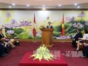 越南瑞士发展合作战略对外公布