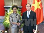 国家主席陈大光:越南高度评价第16届法语国家组织峰会的主题