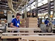 越南对美国的木材出口额保持15%的年均增速