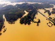 越南政府总理指导中部各省救灾恢复重建及七号台风应急工作
