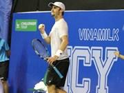 2016年越南国际网球公开赛落下帷幕