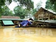 越南政府办公厅为中部灾民筹集善款