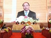 阮春福总理:将隆安省建设成为南部地区三大经济中心之一