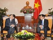 智利外交部副部长埃德加多·里贝罗斯·马林对越南进行正式访问