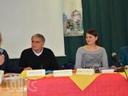 为云耕友谊村橙毒剂受害者筹款活动在法国举行