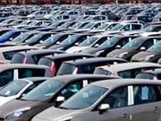 2016年前9月越南进口原装汽车77515辆