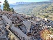 意大利中部发生地震 无越南公民伤亡报告