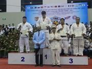 2016年越南国际柔道锦标赛落下帷幕
