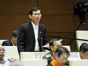 越南第14届国会第2次会议:加强公共债务管理确保投资和谐