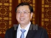 中国全国人大常委会委员长张德江即将对越南进行正式友好访问