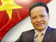 越南驻科威特大使阮洪滔当选国际法律委员会委员