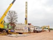 德国政府援助老挝促进基础设施建设