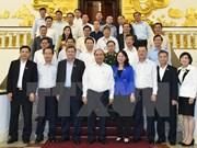 阮春福总理:安江省充分利用内河交通的优势 注重经济结构调整