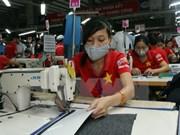越南纺织企业寻找TPP成员国除外的新市场