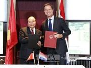 政府总理阮春福访问荷兰开展系列活动