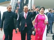 越南政府总理阮春福赴印度出席东盟-印度纪念峰会系列活动(组图)