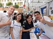 """2018年""""全球志愿者日""""活动在首都河内举行"""