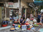 河内市居民欢度端午节(组图)