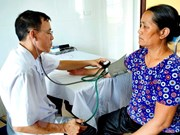 """越南初级卫生保健"""" 摄影大赛正式启动"""