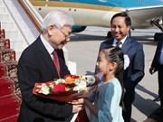 越共中央总书记阮富仲对俄罗斯进行正式访问(组图)