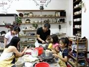 Tomizawa Mamoru情系越南陶瓷