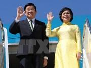 越南发挥在亚太经合组织的积极作用