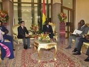 布基纳法索承认越南市场经济地位