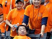 为越南橙毒剂受害人讨回公道