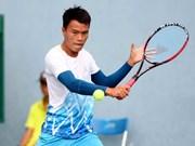 2015年越南国家优秀网球选手网球锦标赛:范明俊夺男单冠军