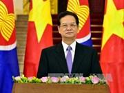 越南政府总理阮晋勇:越南欢迎东盟共同体正式建成