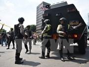 越南国家主席张晋创就雅加达爆炸袭击向印尼总统佐科致慰问电