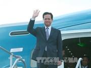 阮晋勇总理抵达美国出席东盟—美国领导人特别峰会