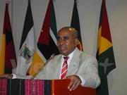 葡萄牙语国家共同体第二届贸易部长会议在东帝汶举行